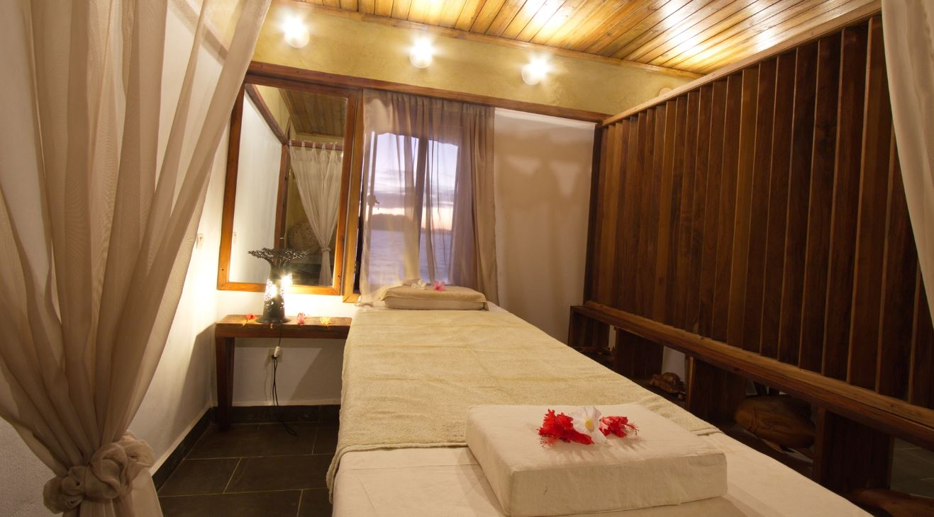 Salon de Massages Corail Noir